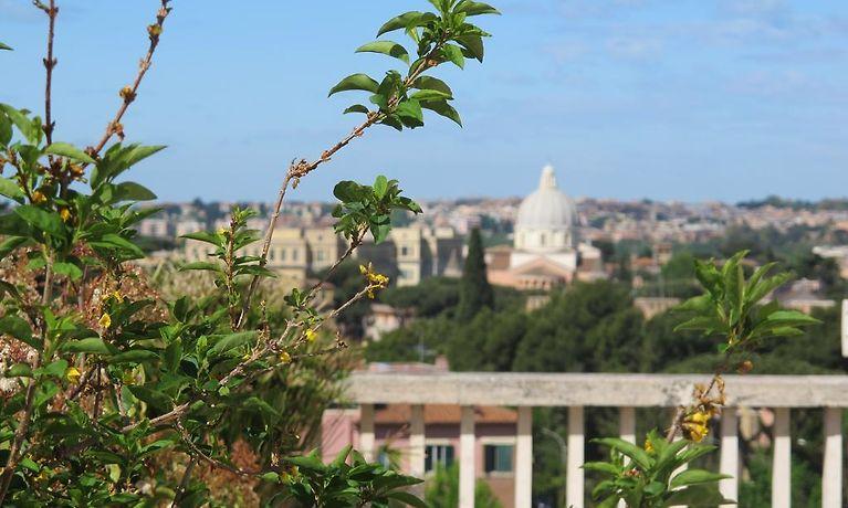 Terrazza Fiorita Rome